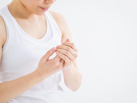 手掌屈筋腱腱鞘炎、ばね指
