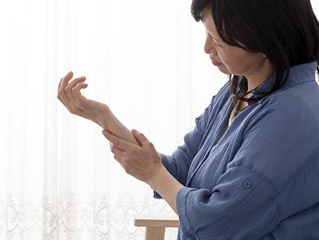 ギオン管症候群