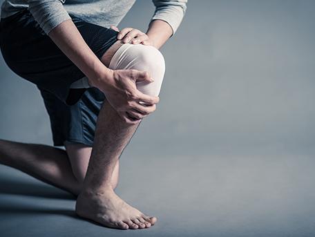 膝関節靭帯損傷